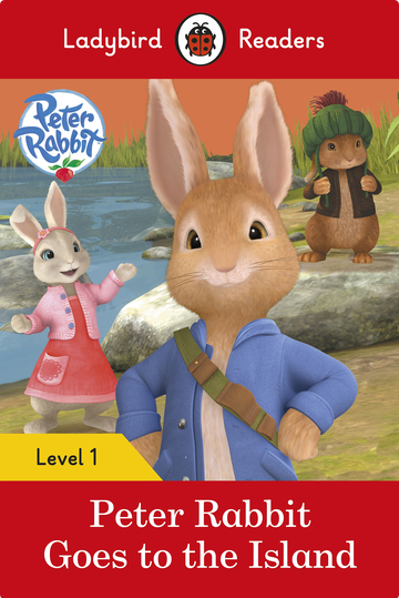 Peter Rabbit Goes to the Island book cover